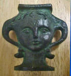 Click to view larger image of Cast Iron Architectural  Figure (Image1)