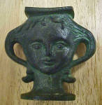 Click to view larger image of Cast Iron Architectural  Figure (Image2)