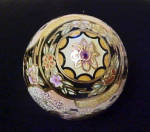 Click to view larger image of Satsuma Porcelain Hand Painted Egg (Image5)