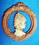 Click to view larger image of Victorian Male/Female Plaques (Image2)