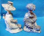 Click to view larger image of Pair of Bjorn Wiinblad Figures - Signed/Dated (Image4)
