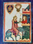 Click to view larger image of Murals Depicting Mediaeval German Epics (Image5)