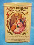 Moore Brothers' Tea Tin - English