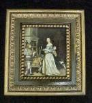 Click to view larger image of Lady Donning Her Raiment - Period Scene (Image1)