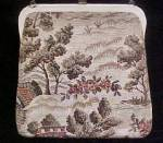 Click to view larger image of Scenic Tapestry Handbag w/Accents (Image4)
