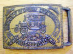 Click to view larger image of Henry Ford Mode T Year Belt Buckle (Image1)