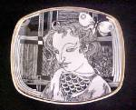 Click to view larger image of Romanian Porcelain Tray (Image3)