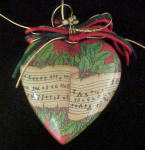 Click to view larger image of Six Larger Christmas Assorted Ornaments (Image2)