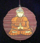 Click to view larger image of Asian Slatted Art (Image2)