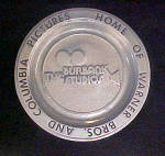 Burbank Studios Collector Metal Plate