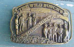Click to view larger image of Tombstone - The Wild Bunch Belt Buckle (Image1)