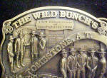 Click to view larger image of Tombstone - The Wild Bunch Belt Buckle (Image2)