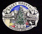 Click to view larger image of Rocky Mountain Brake Supply Belt Buckle (Image1)
