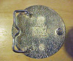 Click to view larger image of Mythical Lion Belt Buckle w/Jewelry Case (Image3)