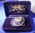 Click to view larger image of Mythical Lion Belt Buckle w/Jewelry Case (Image4)