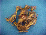 Portugal Sailing Ship Souvenir