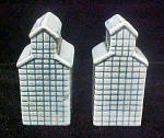 Click to view larger image of GTA Line Elevator - Salt & Pepper Shakers (Image3)