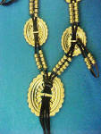 Click to view larger image of Concho Necklace - Native American Inspired (Image3)