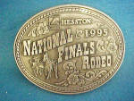 Click here to enlarge image and see more about item AAA786: Hesston National Finals Rodeo 1995