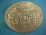 Click to view larger image of Hesston National Finals Rodeo 1995 (Image4)