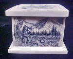 Click to view larger image of Alaskan Bears Souvenir Box (Image5)