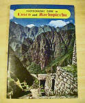 Click to view larger image of Cusco and Machupicchu - Photographic Guide (Image1)