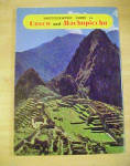 Click to view larger image of Cusco and Machupicchu - Photographic Guide (Image2)
