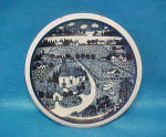 Click to view larger image of Arabia Wartsila Finland Decorator Wall Plate (Image1)