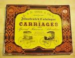 Click here to enlarge image and see more about item AAA874: G & D Illustrated Catalogue of Carriages Book