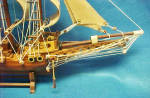 Click to view larger image of Sail Ship Model (Image4)