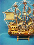 Click to view larger image of Sail Ship Model (Image5)