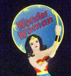 Click to view larger image of Avon Wonder Woman Hand Mirror (Image2)