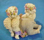 Click to view larger image of Cherubs/Elephant Music Box  (Image3)