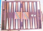 Backgammon Travel Set
