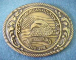 North American Hunting Club - Belt Buckle