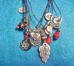 Click to view larger image of Fashion Charm Necklace (Image2)