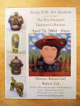 Click here to enlarge image and see more about item MM230: Slotin Folk Art Auction - April 2004