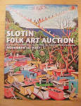 Click here to enlarge image and see more about item MM248: Slotin Folk Art Auction - Nov. 10, 2007