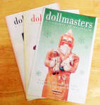 Click here to enlarge image and see more about item MM250: Dollmasters Catalogs - 2006
