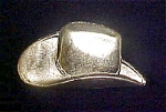 Click here to enlarge image and see more about item P107: Cowboy Hat Collectible Pin