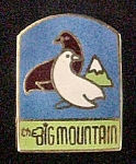 Click here to enlarge image and see more about item P136: The Big Mountain - Collectible Pin
