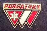 Click here to enlarge image and see more about item P146: Purgatory Colorado Souvenir Pin