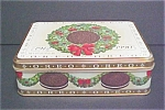 Click here to enlarge image and see more about item T538: 1990 OREO Holiday Tin - Limited Edition
