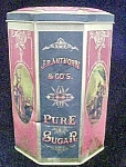 English Tin - Unity Mills Pure Sugar