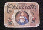 Click to view larger image of Vintage Decorative Tin - Assorted Chocolates (Image1)