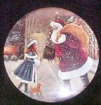 Click here to enlarge image and see more about item T714: Yes, Virgina, There is a Santa Claus Tin