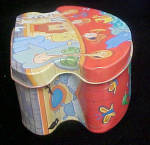 Click to view larger image of Noah's Ark Tin Container (Image5)