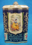 Click to view larger image of Victorian Style Tin - Vintage (Image2)