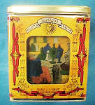 Click here to enlarge image and see more about item T791: San Remo Buona Italia - Set 4 Tin Cannisters