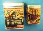 Click to view larger image of San Remo Buona Italia - Set 4 Tin Cannisters (Image5)